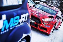 Гус Гринсмит и Крейг Перри, Ford Fiesta R5