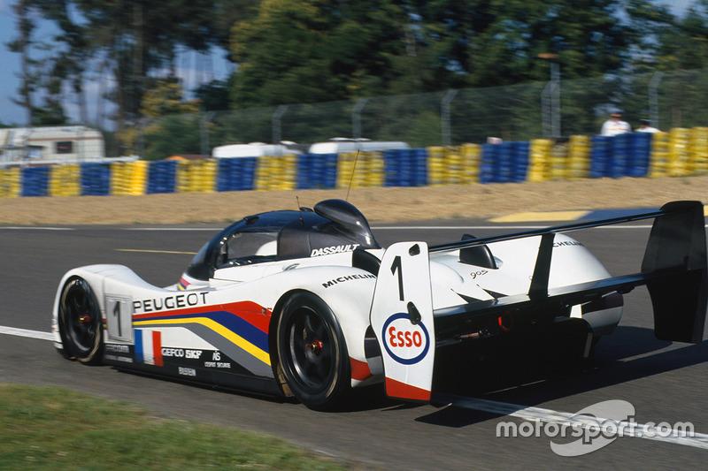 1993- Peugeot Talbot Sport #1