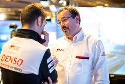 Rob Leupen, directeur Toyota Racing