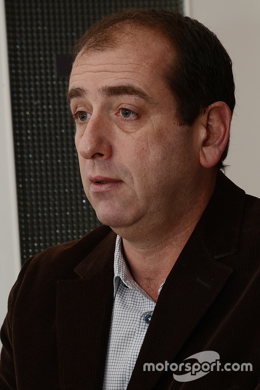 Vincent Beaumesnil, directeur sport de l'ACO