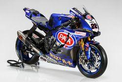 Bike of Alex Lowes, Pata Yamaha Racing