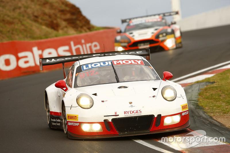 4. #912 Walkinshaw GT3, Porsche 911 GT3 R