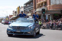 Tim Blanchard, Todd Hazelwood, Prodrive Racing Australia