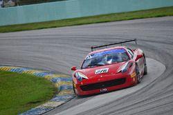 #276 Ferrari of Atlanta Ferrari 458 Challenge: Lance Cawley