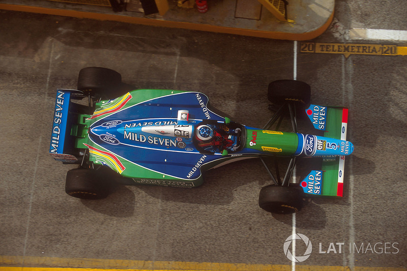 GP de Saint-Marin 1994