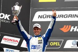 Podium: 2. Mike Halder, Wolf-Power Racing, Seat Leon TCR