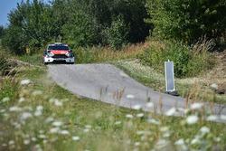 Mads Østberg, Ford Fiesta R5, Adapta Motorsport