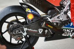 Schwinge: Ducati Desmosedici GP17
