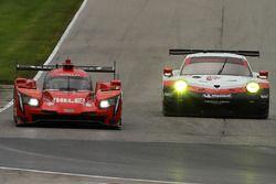 #31 Action Express Racing Cadillac DPi: Eric Curran, Dane Cameron, #912 Porsche Team North America P