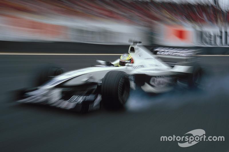Ralf Schumacher, Williams BMW