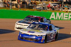 Scott Lagasse Jr., Chevrolet and Tyler Reddick, Chip Ganassi Racing Chevrolet