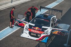 Sébastien Loeb prueba el Peugeot 208 en Pikes Peak
