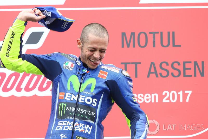7. Valentino Rossi