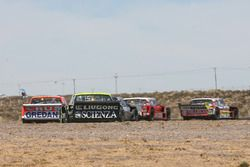 Mauro Giallombardo, Werner Competicion Ford, Lionel Ugalde, Ugalde Competicion Ford, Juan Pablo Gianini, JPG Racing Ford