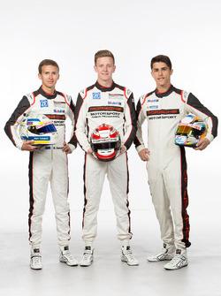 Matt Campbell, Dennis Olsen, Thomas Preining