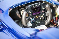 Volante de Colton Herta, Andretti Steinbrenner Racing