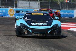 #6 K-PAX Racing, McLaren 650S: Bryan Sellers