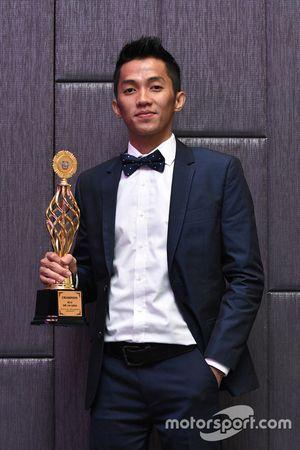 Juara Underbone 130cc 2016, Wahyu Aji Trilaksana