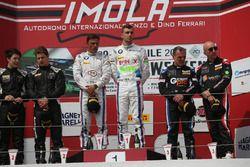 Gara 2 podio SGT3