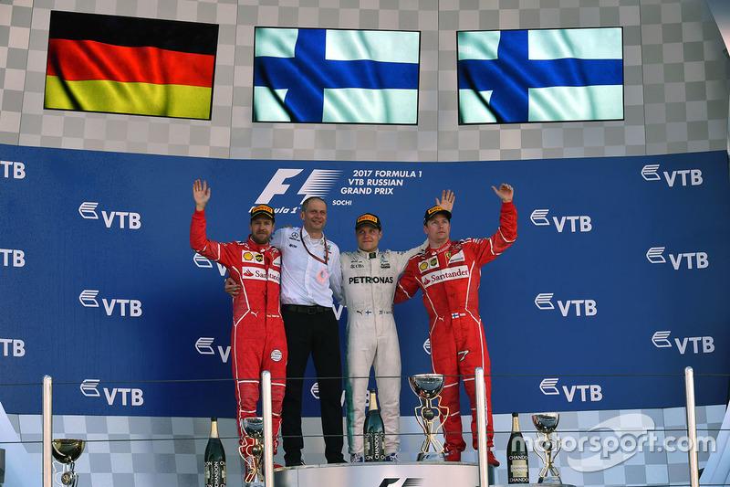Finlanda tiene un nuevo vencedor en la Fórmula 1