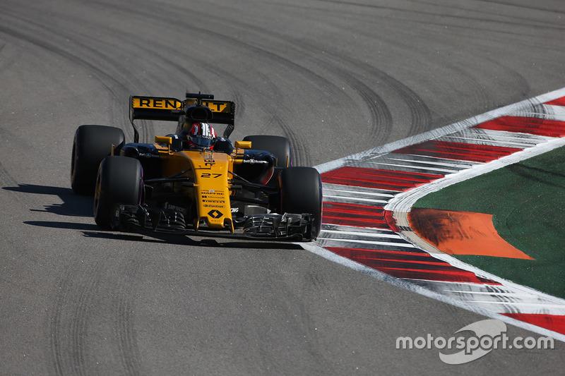 11. Ніко Хюлькенберг, Renault — 6