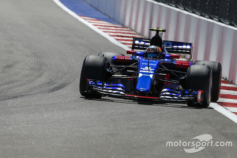 9. Карлос Сайнс, Toro Rosso — 11