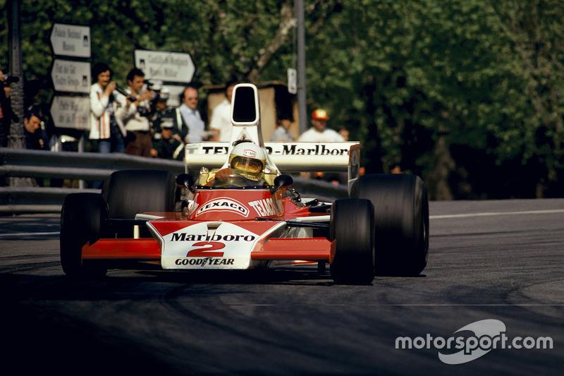 Jochen Mass - 1 vitória