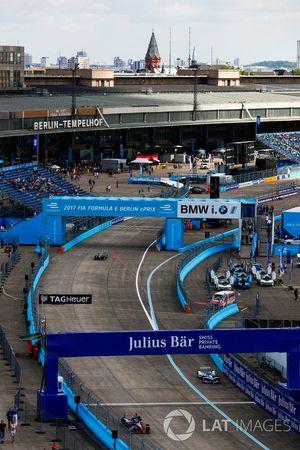 Maro Engel, Venturi, Antonio Felix da Costa, Amlin Andretti Formula E Team, Oliver Turvey, NEXTEV TC