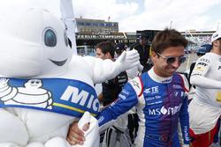 Antonio Felix da Costa, Amlin Andretti Formula E Team, e l'omino Michelin