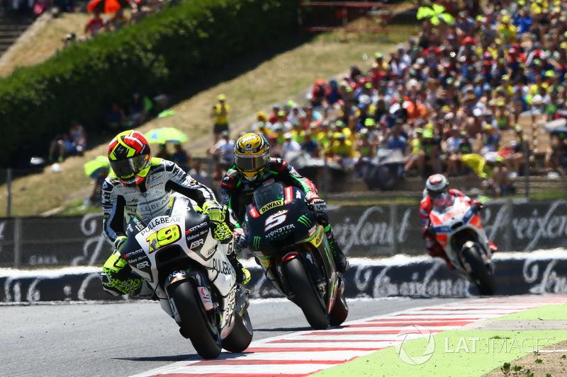 3. Álvaro Bautista (Aspar Ducati)