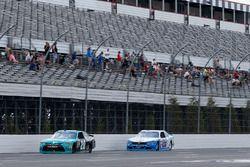 Kyle Benjamin, Joe Gibbs Racing Toyota Brad Keselowski, Team Penske Ford