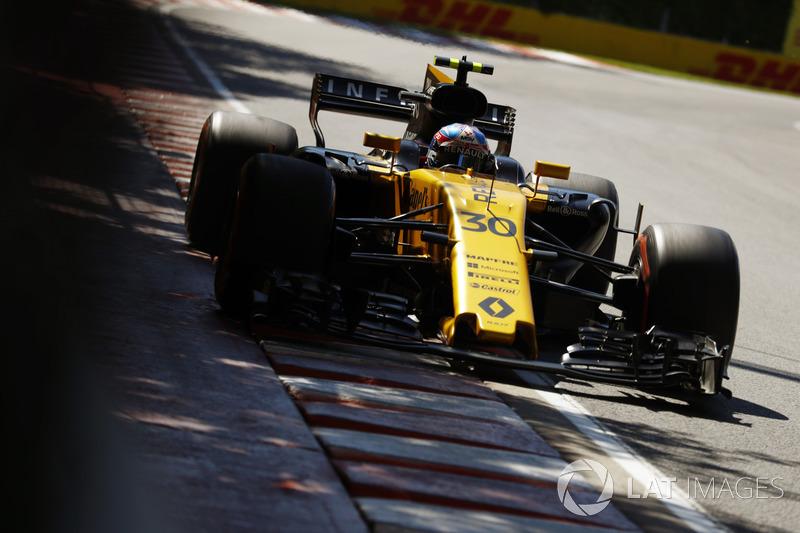 Джолион Палмер, Renault Sport F1 Team RS17