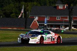 #57 Stevenson Motorsports Audi R8 LMS GT3: Andrew Davis, Lawson Aschenbach\w