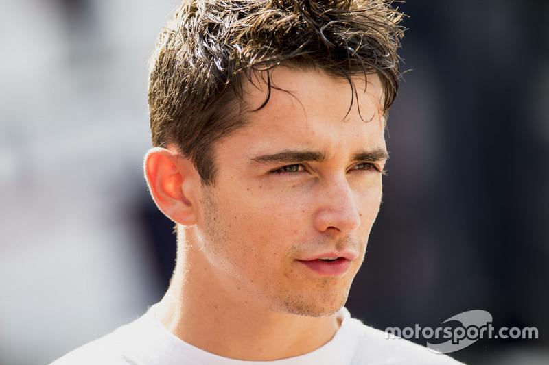 Charles Leclerc (stapt mogelijk in dankzij samenwerking met Ferrari)