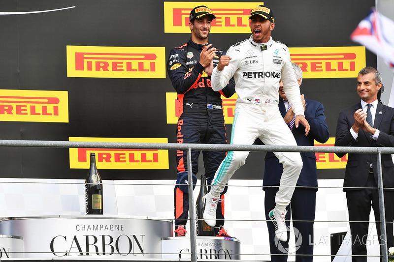 58- GP da Bélgica 2017, Mercedes