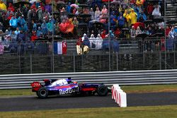 Daniil Kvyat, Scuderia Toro Rosso STR12 sort large