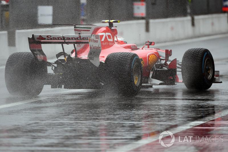 Q1 - Kimi Raikkonen, Ferrari SF70H
