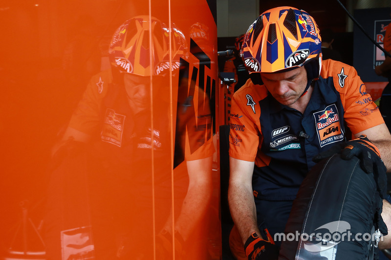 Miembros de Red Bull KTM Factory Racing