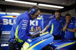 Team Suzuki MotoGP, mecánico