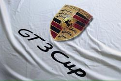 911 GT3 Cup, dettaglio del logo