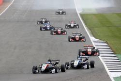 Джейк Хагс, Hitech Grand Prix, Dallara F317 - Mercedes-Benz