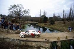 Томми Мякинен и Сеппо Харьянне, Ralliart Mitsubishi Lancer Evo III