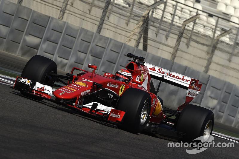 1.054 Kilometer: Kimi Räikkönen