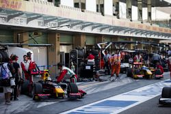 Pierre Gasly, PREMA Racing & Antonio Giovinazzi, PREMA Racing