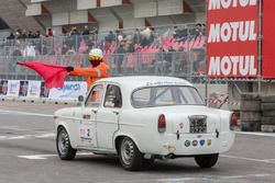 Emanuele Morteo, Alfa Romeo Giulietta TI