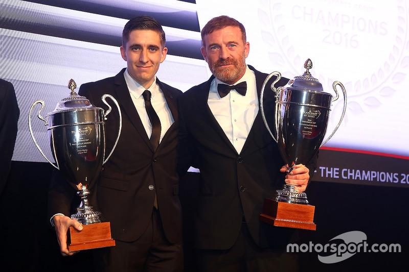 2016 Endurance Cup Pro-AM Cup pilotos, Oliver Morley, Miguel Toril, tercer lugar