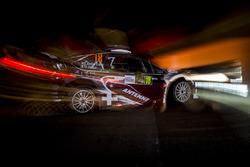 Лоренцо Делла Каса и Доменико Поцци, Ford Fiesta RS WRC