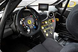 Cockpit Ferrari 488 Challenge