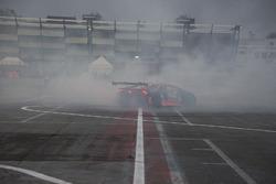 Sieg für Thomas Biagi, Lamborghini Huracan ST, Antonelli Motorsport
