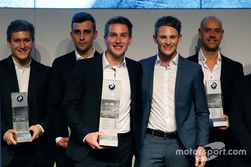 Michael Schrey and Marco Wittmann, BMW Team RMG
